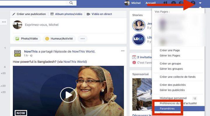 Facebook : comment récupérer ses données ?
