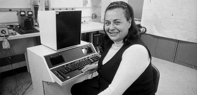 La créatrice du premier traitement de texte est décédée à 93 ans