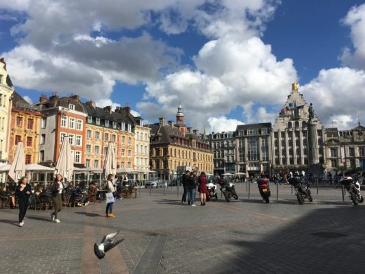 Lille élue ville la plus cool de France