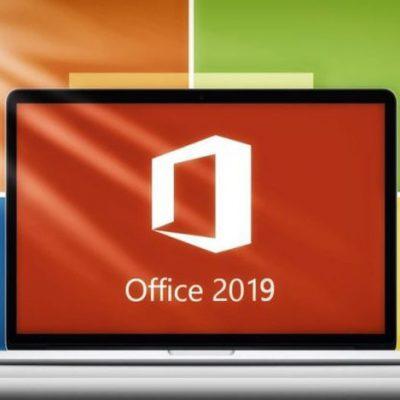 Microsoft : Office 2019 est disponible