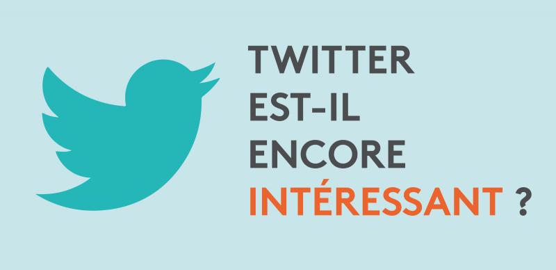 Twitter est-il encore intéressant pour les entreprises ?