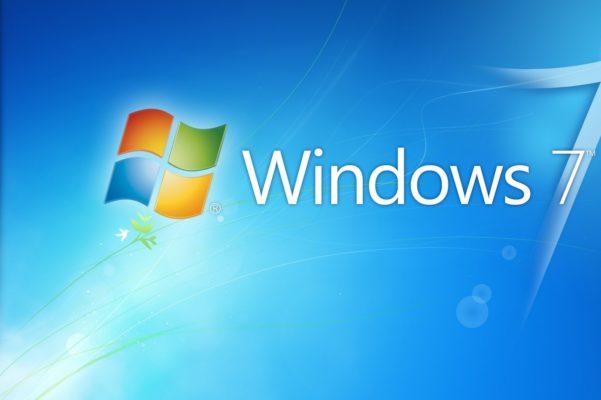 Vous avez un an pour abandonner Windows 7