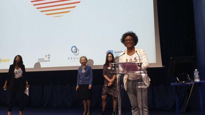 Villeneuve-d'Ascq : une Nordiste de 26 ans remporte le prix des jeunes entrepreneurs de l'Adie