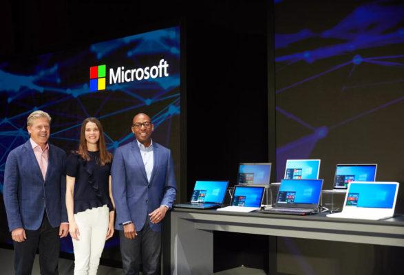 Microsoft annonce Modern OS, un nouveau système d'exploitation - FrAndroid