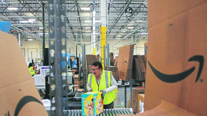 Amazon lance un grand plan de formation pour ses salariés américains