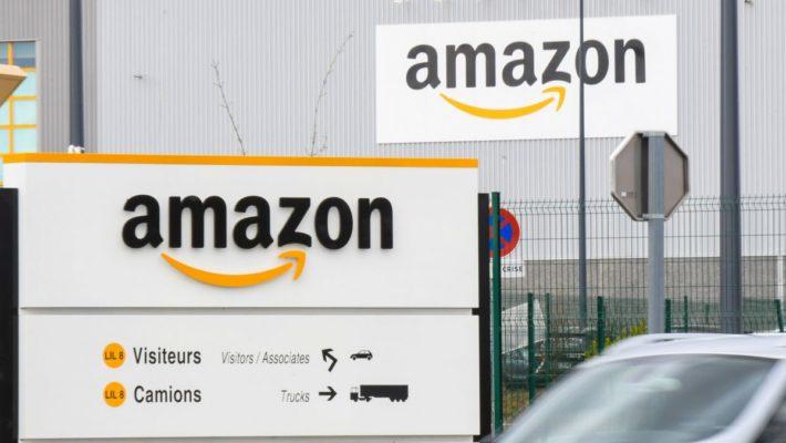 Black friday - Noël : Amazon recrute 3800 personnes dans les Hauts-de-France pour les fêtes de fin d'année