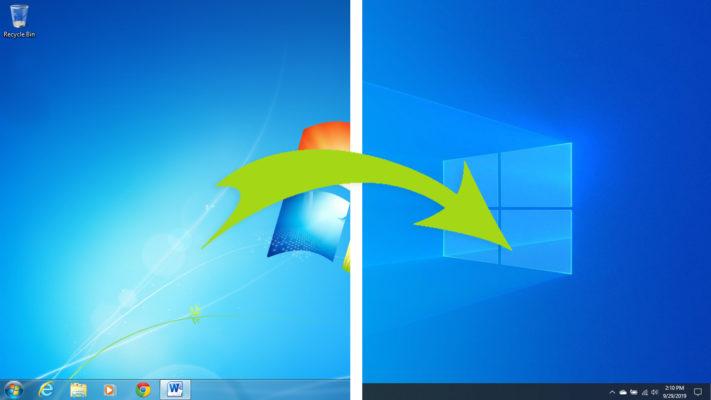Comment mettre à jour gratuitement son PC Windows 7 vers Windows 10 - FrAndroid