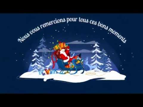 Nos meilleurs vœux pour cette nouvelle année...