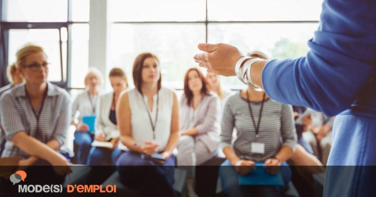 Les chiffres clés de la formation professionnelle - Mode(s) d'Emploi