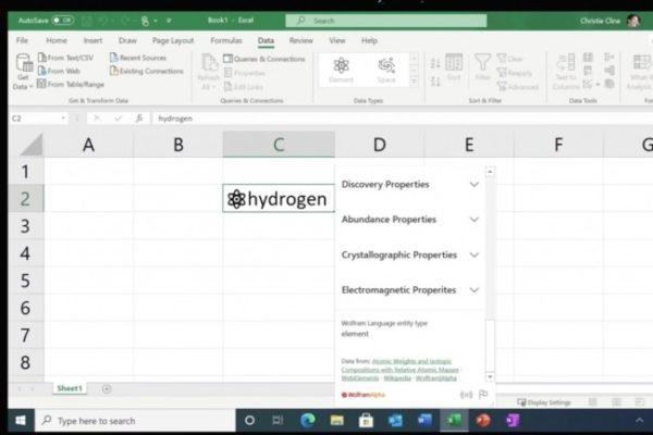 Microsoft fait passer Excel de la 2ème à la 3ème dimension - Le Monde Informatique